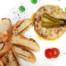 tartar de lubina restaurante guernica en Luanco